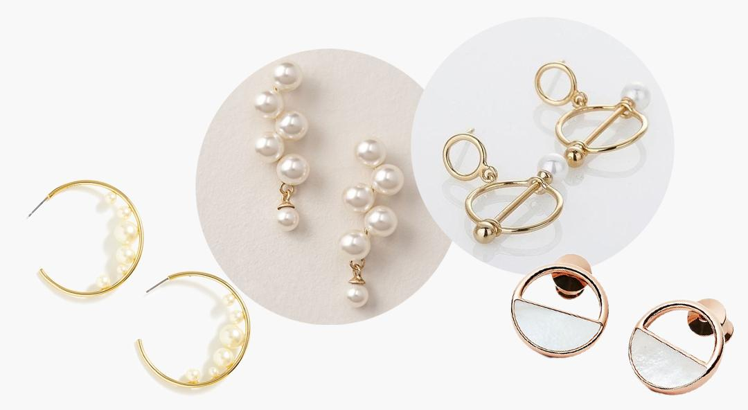 Pearl Earrings That'll Make You Love The Trend