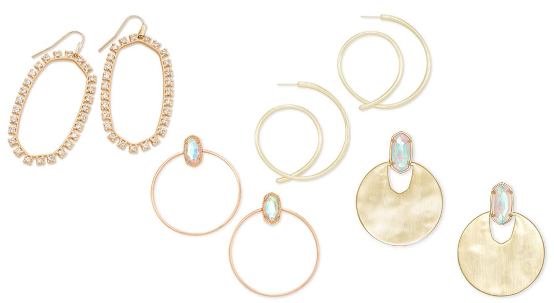 Chic Statement Earrings For Fall 2019