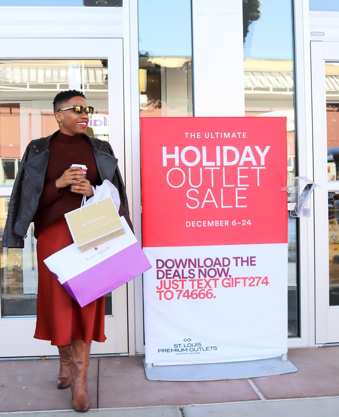 Ultimate Holiday Outlet Sale