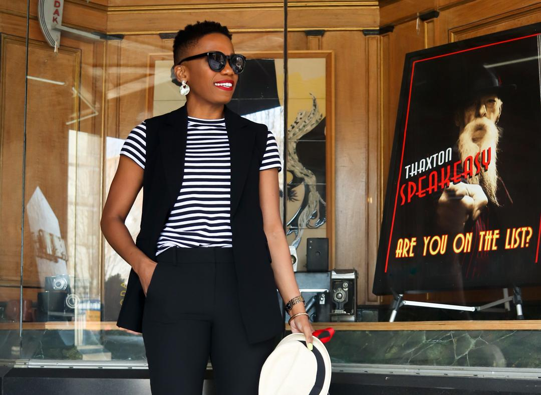 How To Wear The Vest Trend