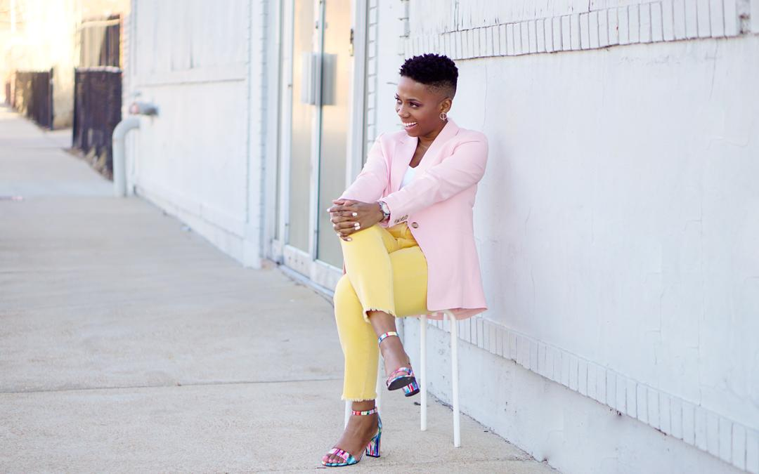 How To Wear Pastel Colors This Spring