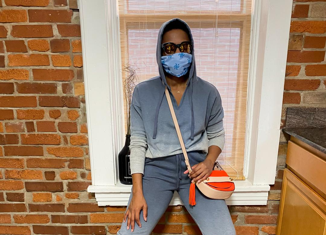 How I'm Fashioning Our New Normal During Quarantine