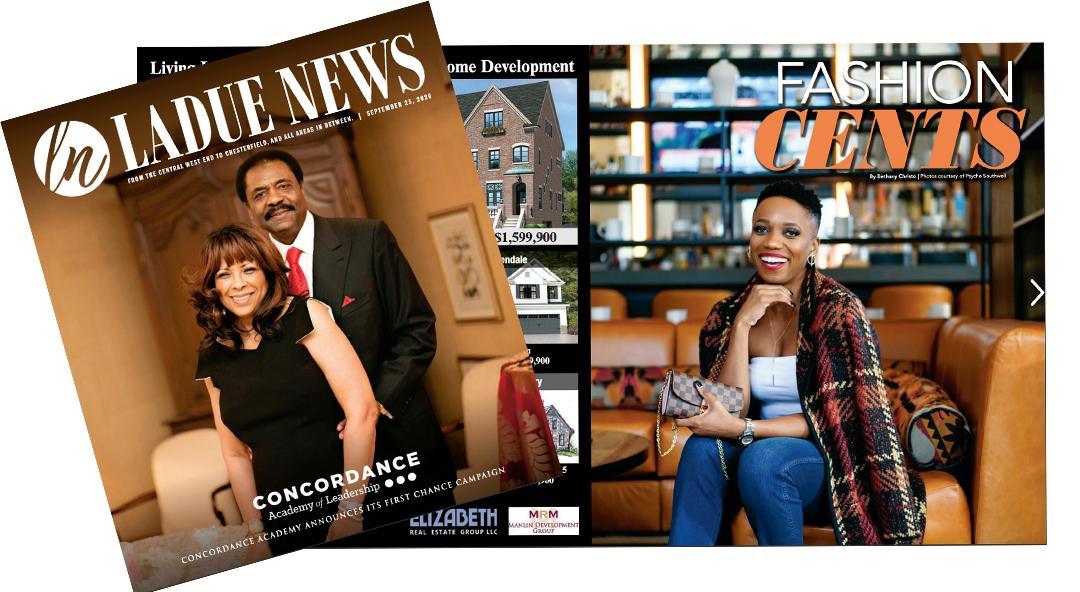 Economy of Style in Ladue News!